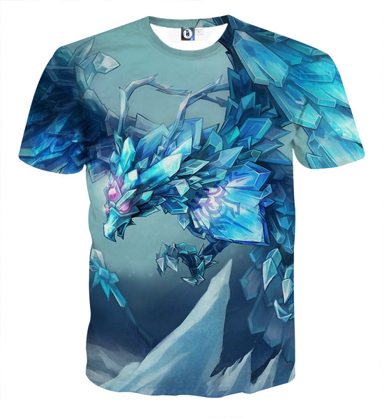 League of Legends Anivia Powerful Cryophoenix Cool Design LoL T-Shirt