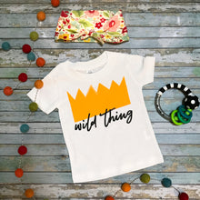 Wild Thing Shirt for Infant and Toddler