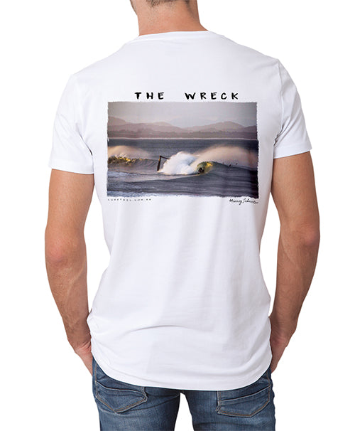 THE WRECK TEE