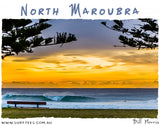 NORTH MAROUBRA TEE