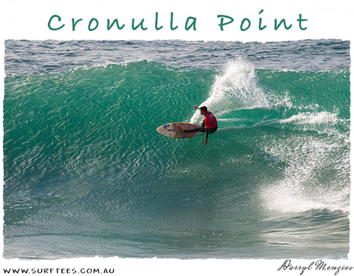 CRONULLA POINT 2 TEE