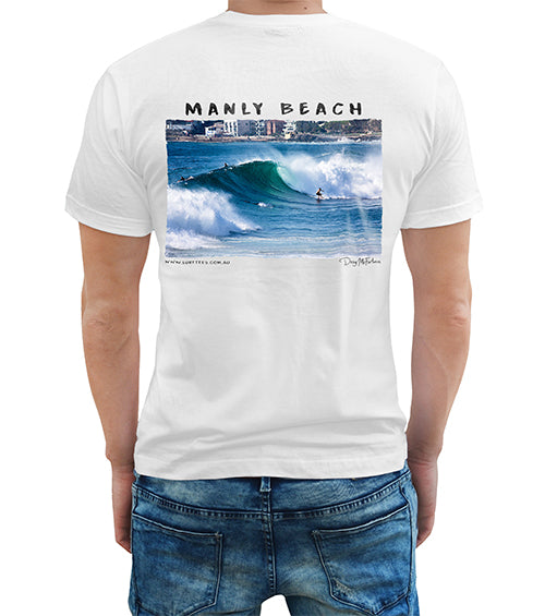 MANLY 2 TEE