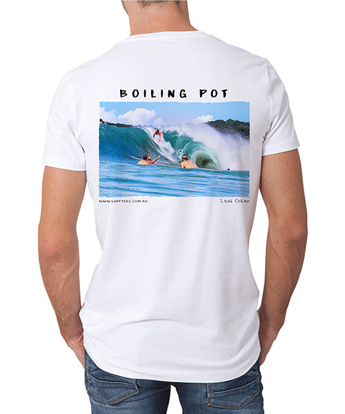 BOILING POT TEE
