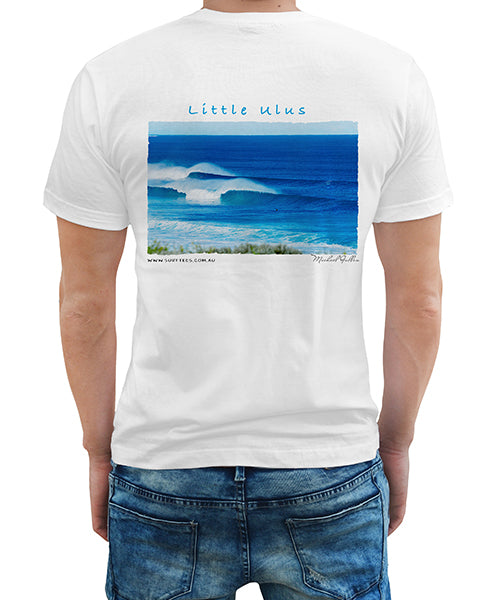 LITTLE ULUS TEE