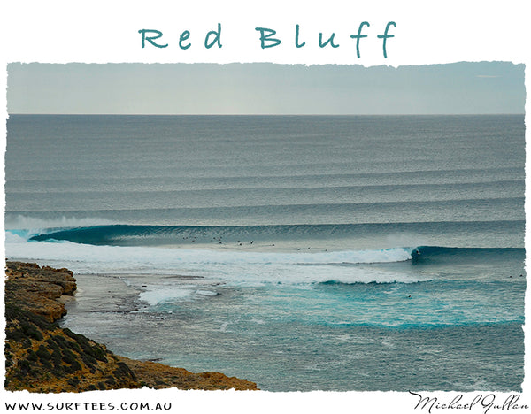RED BLUFF TEE