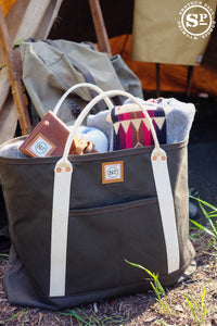 Duck Canvas Large Tote