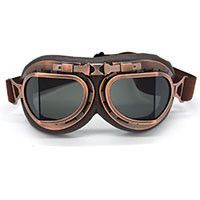 VIntage Style Copper Frame Riding Goggles