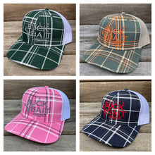 Mad About Plaid SnapBack Trucker Cap