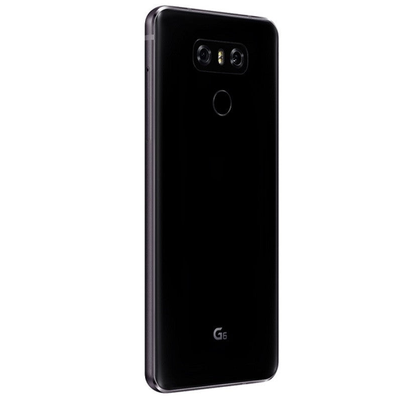 LG G6 Dual 64GB 4G LTE Black (H870DS) Unlocked