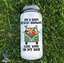 Dark Dessert Highway Hippie Water Bottle | 34oz