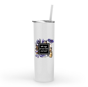 Essential Oils Metal 20oz Tumbler