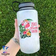 Zero Flocks Given Water Bottle | 34oz