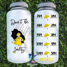 Don't Be Salty (PG) Water Bottle | 34oz