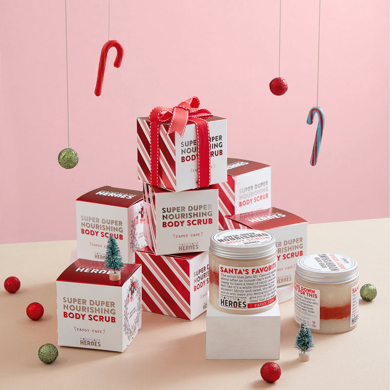 🎄Super Duper Nourishing Body Scrub in Candy Cane ‎‍🎄