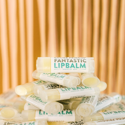 Moroccan Mint Lip balm