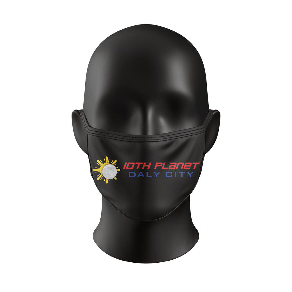10th Planet Daly City 10PDC Face Mask - Zenko Fightwear