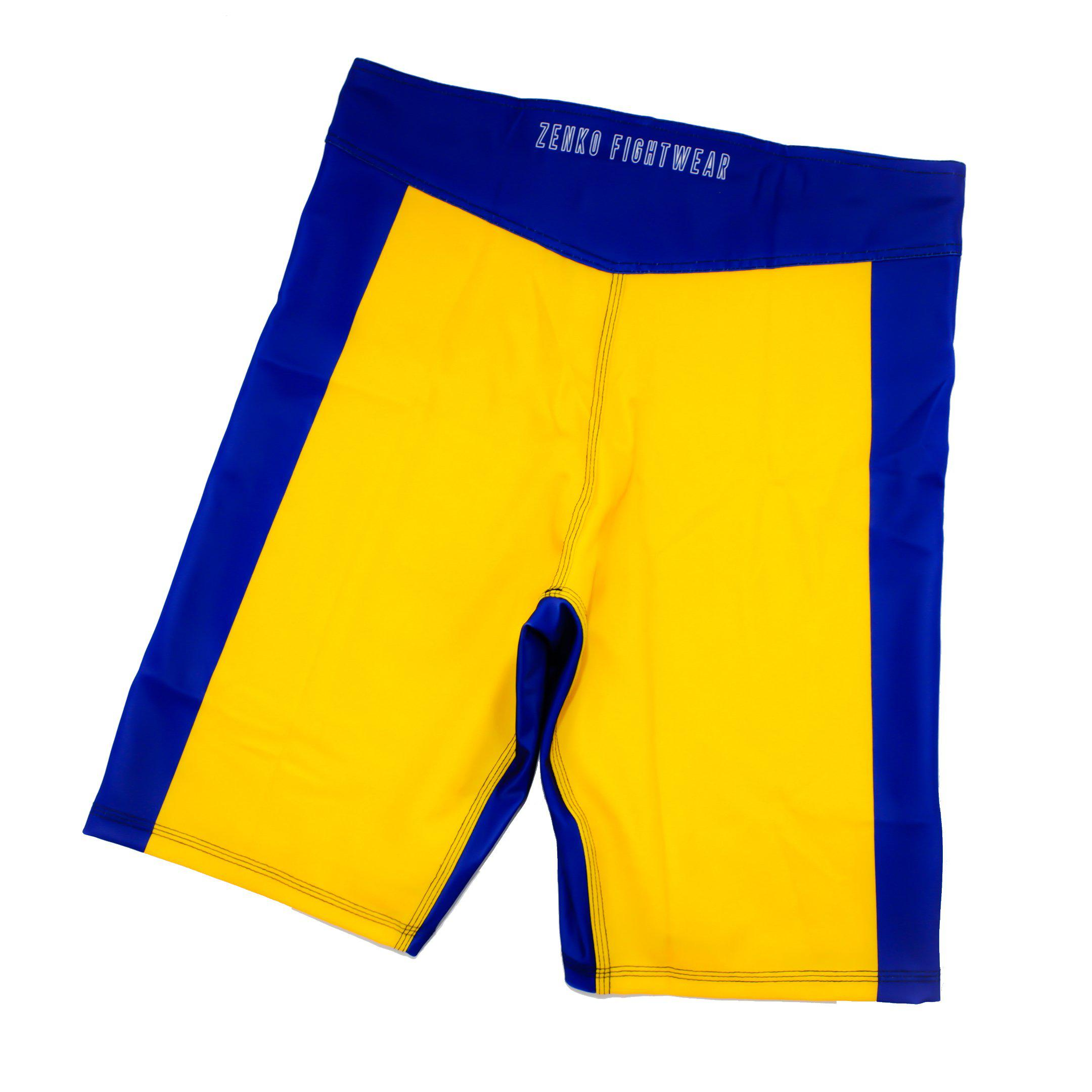 10th Planet Daly City 10PDC Warrior Edition Fight Shorts - Zenko Fightwear