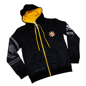 10th Planet Daly City 10PDC Full-Zip Hoodie Zenko Fightwear