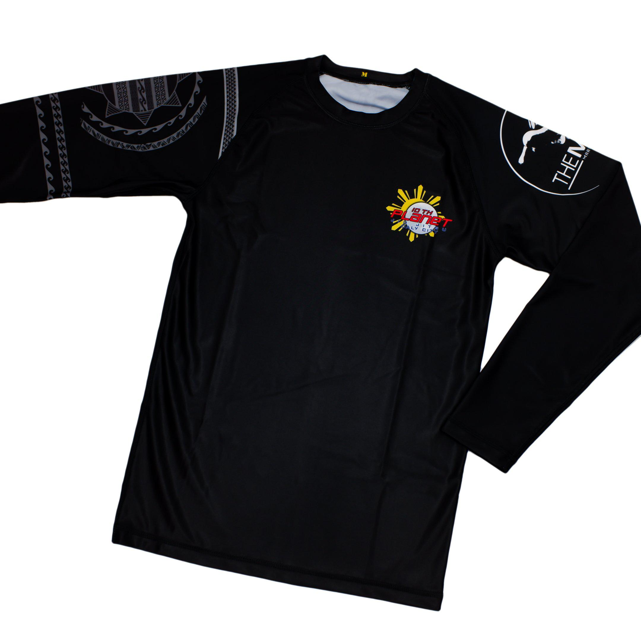 10PDC 10th Planet Daly City Long Sleeve Rashguard Zenko Fightwear