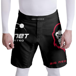 10th Planet San Mateo Fight Shorts - Zenko Fightwear