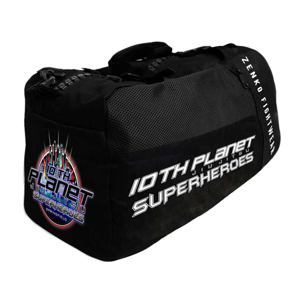 10th Planet Superheroes Gear Bag - Zenko Fightwear