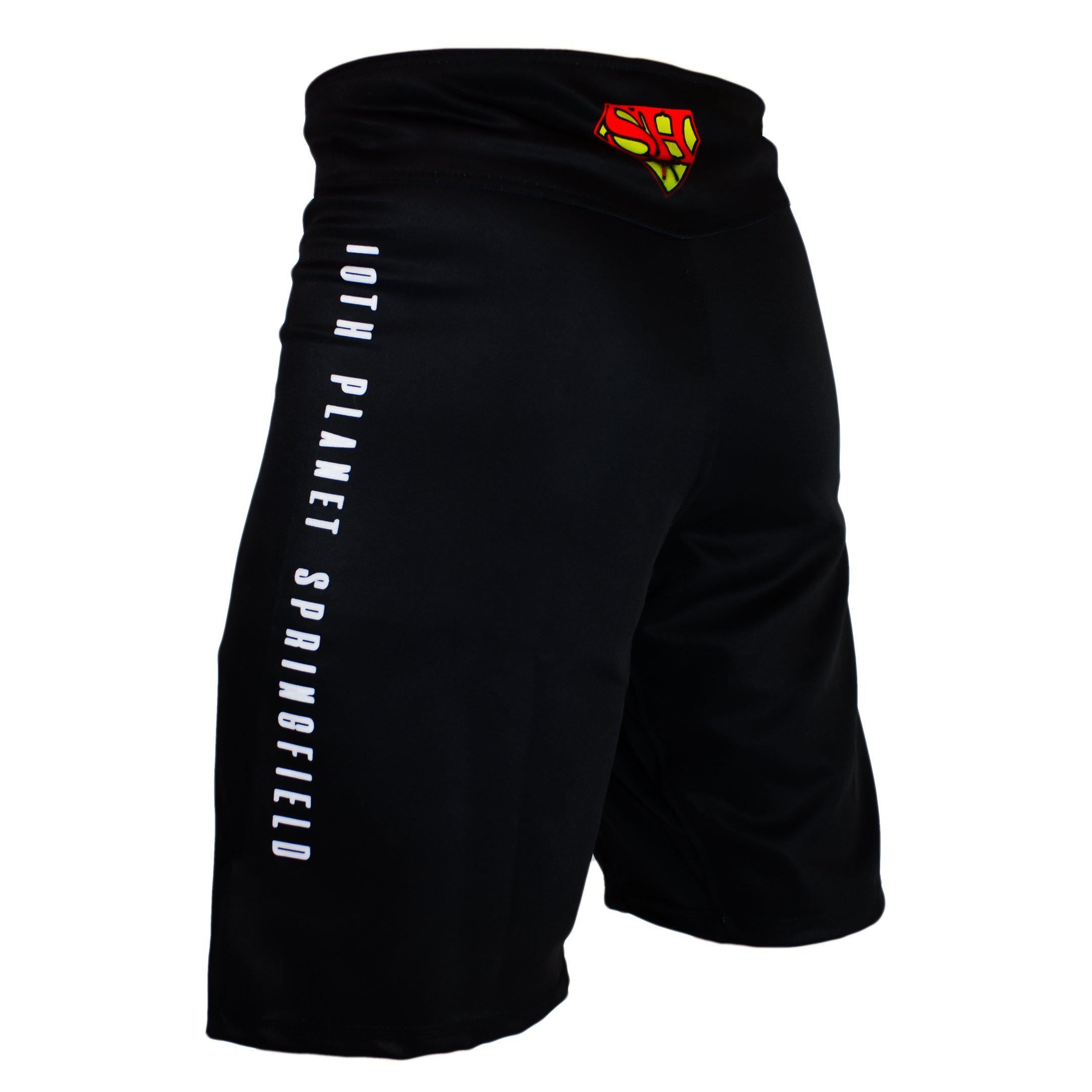 10th Planet Springfield SHJJ Fight Shorts Zenko Fightwear