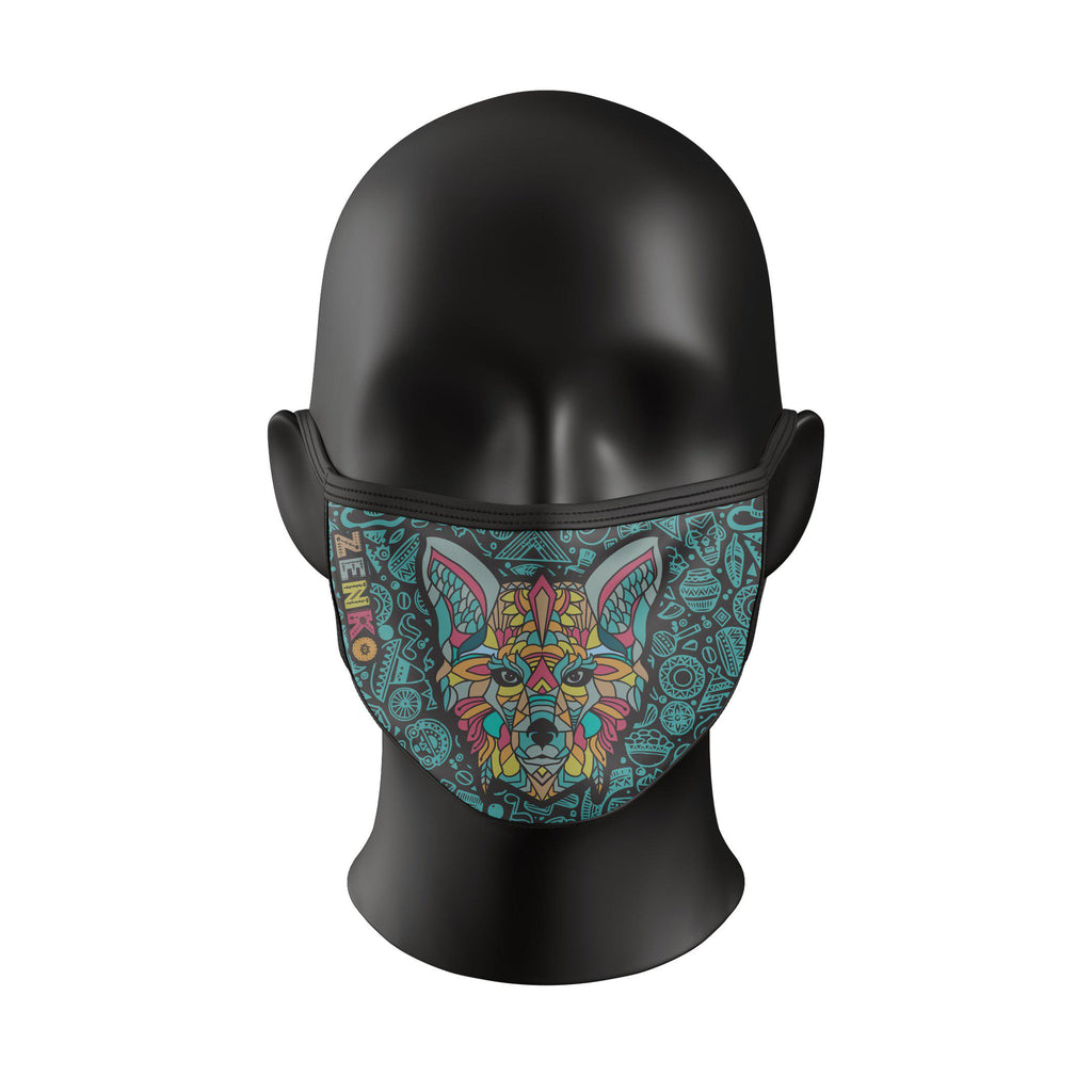 Alebrije Face Mask - Zenko Fightwear