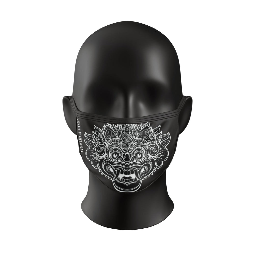 Bali Barong Face Mask - Zenko Fightwear
