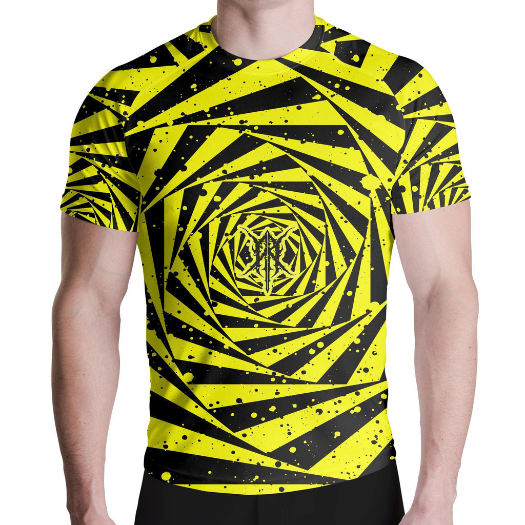 Caution Bitch! Rashguard - Training Is Ritual - Zenko Fightwear