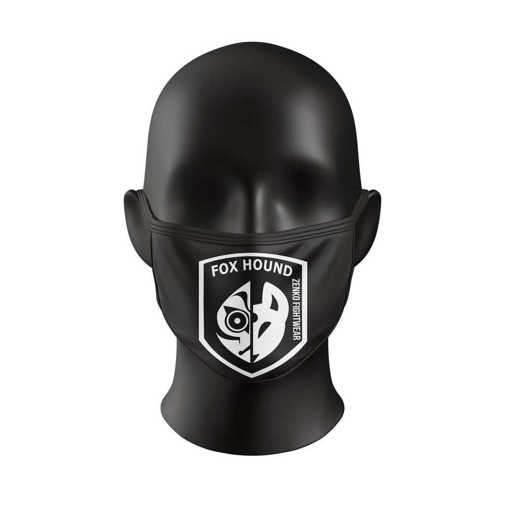 Fox Hound Face Mask - Zenko Fightwear