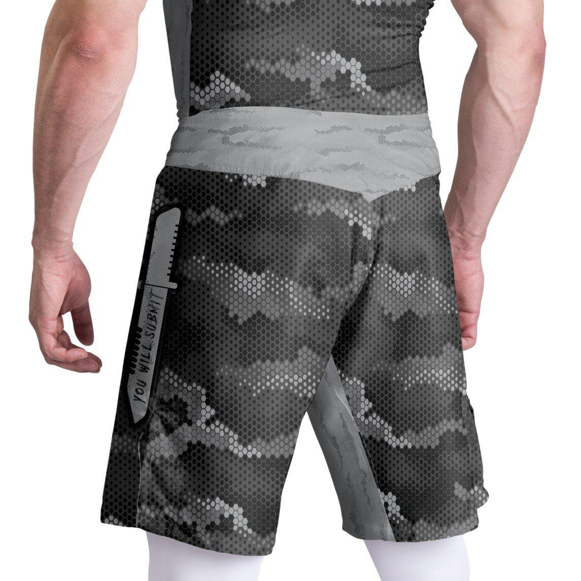 Training Is Ritual Instigator Fight Shorts - Zenko Fightwear