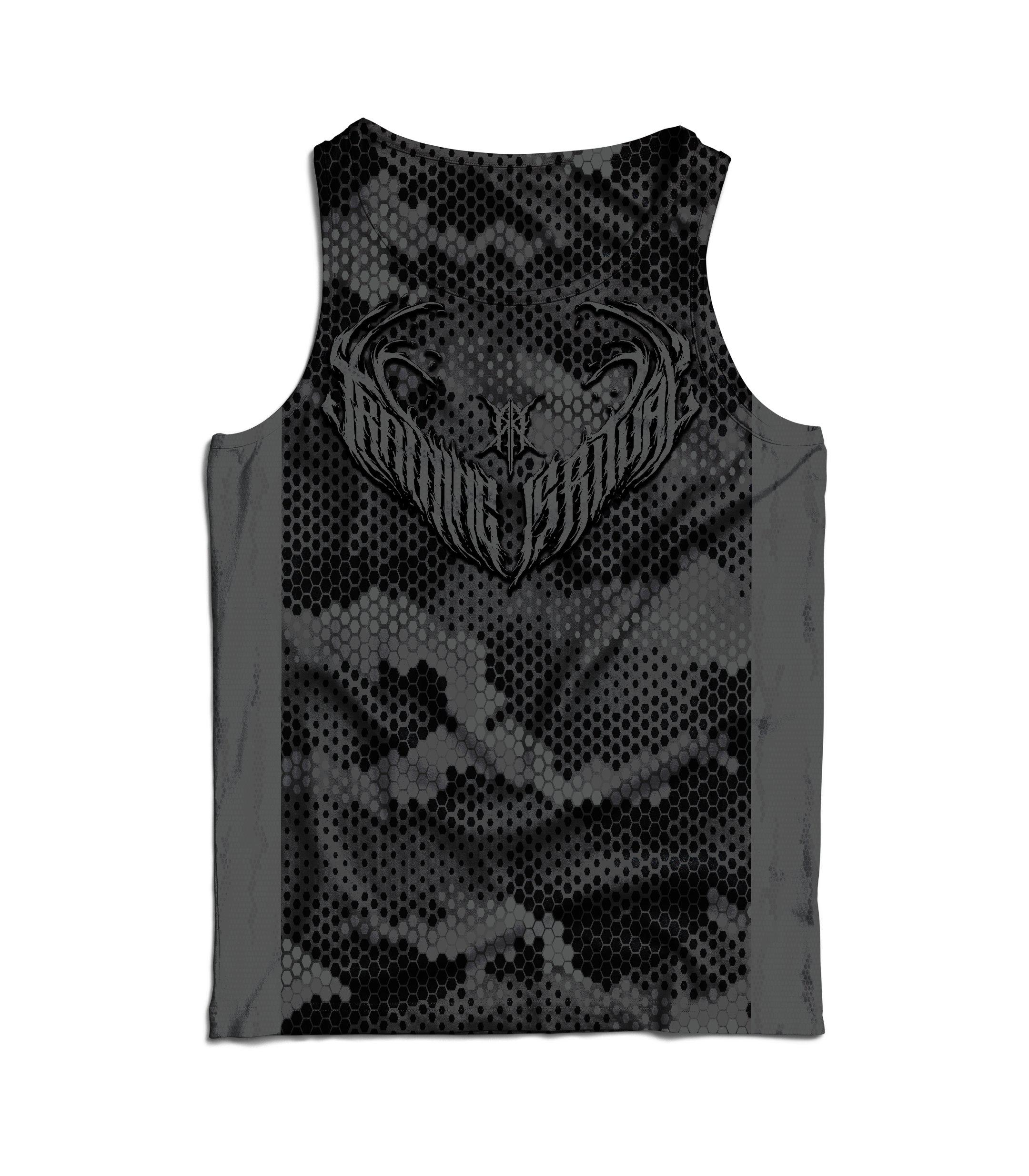 Training Is Ritual Instigator Tank Top - Zenko Fightwear