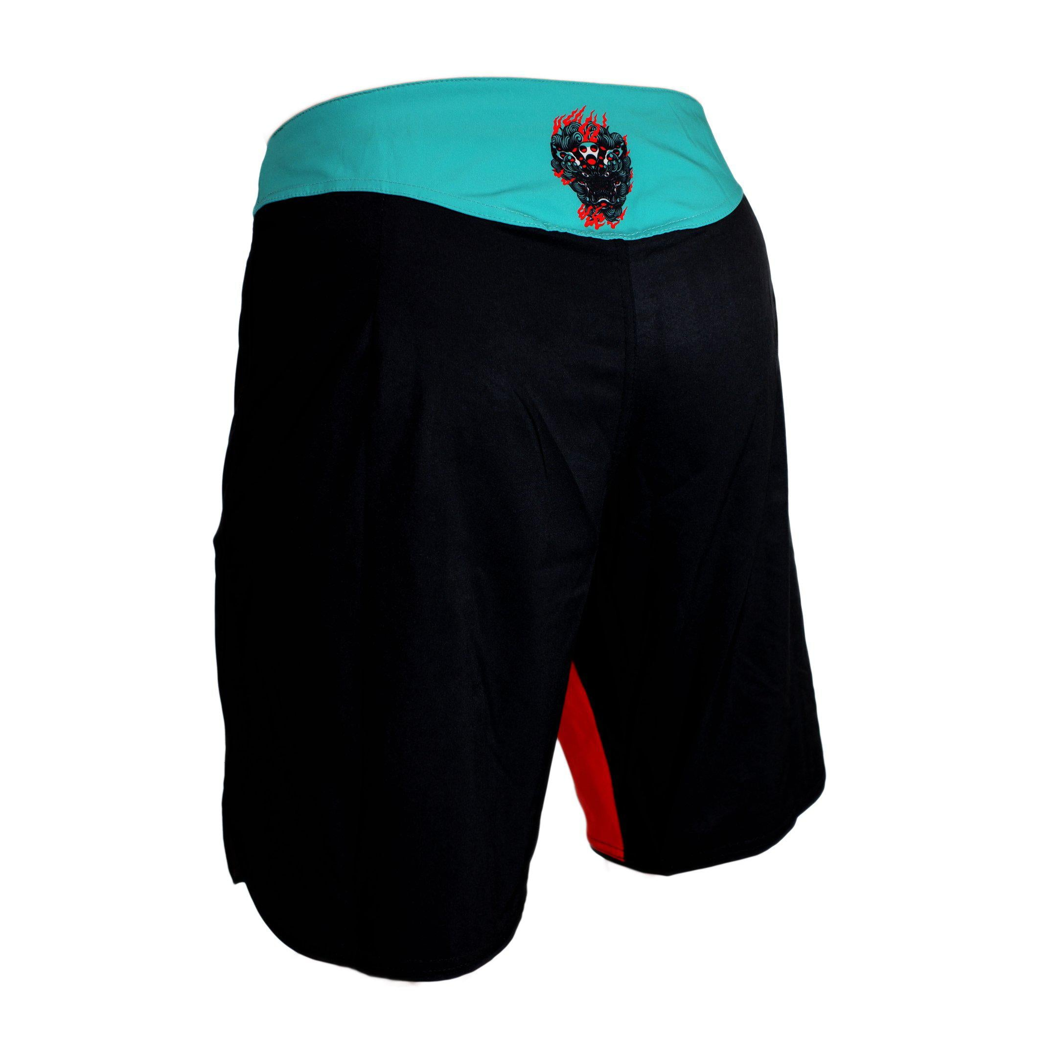 Komainu Grappling Shorts - Zenko Fightwear