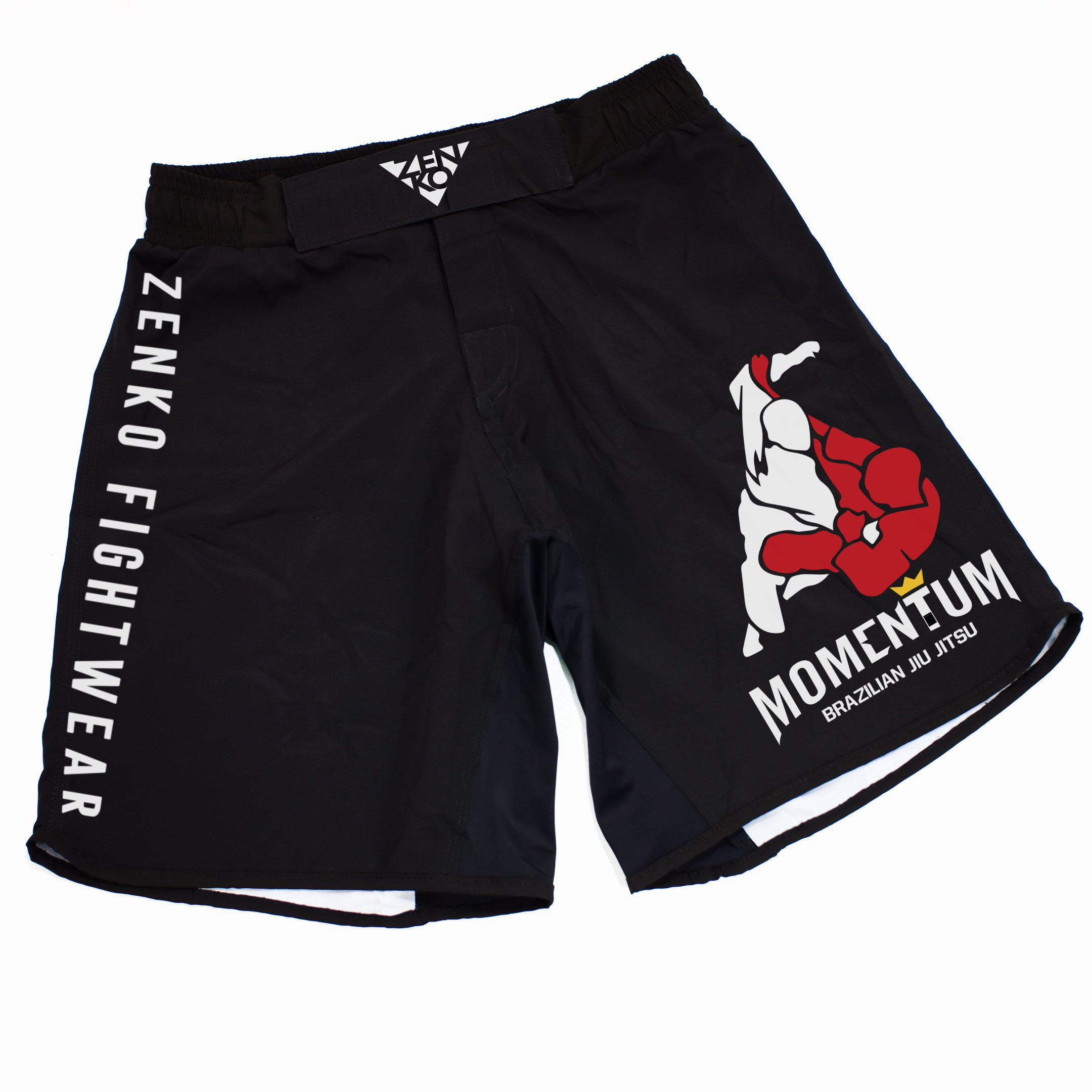 Momentum BJJ Grappling Shorts - Zenko Fightwear