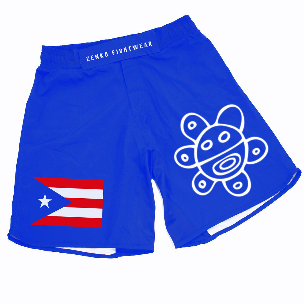 OSO Elio Grappling Shorts - Zenko Fightwear