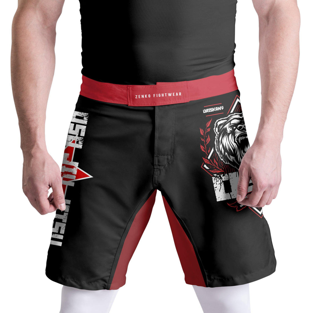 OSO Jiu Jitsu Fight Shorts - Zenko Fightwear