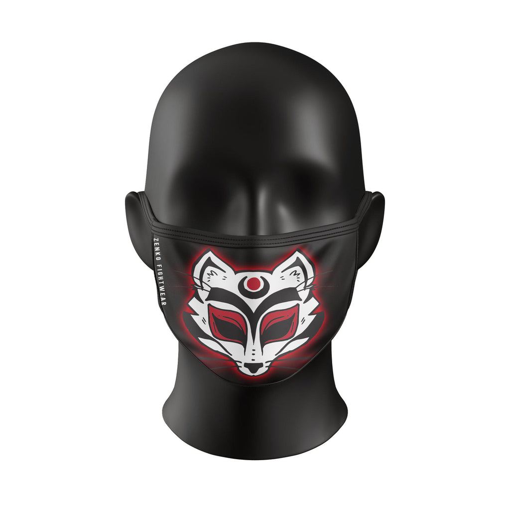 Oinari Face Mask - Zenko Fightwear