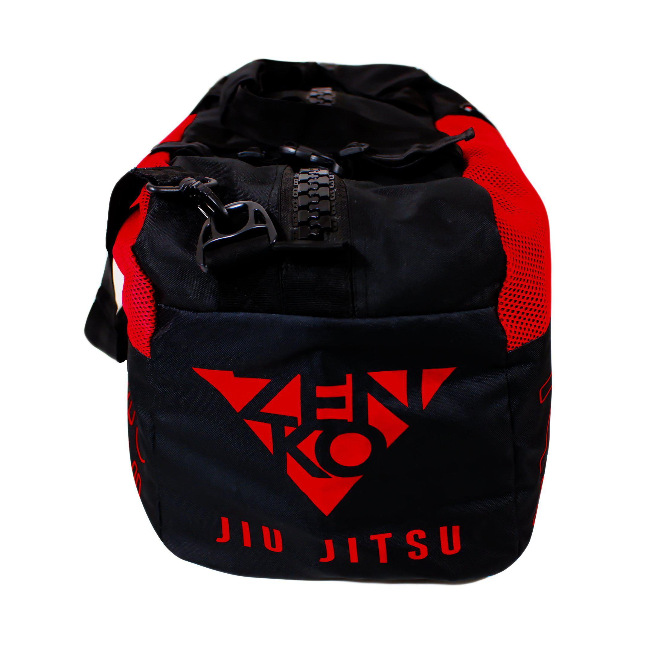 Zenko Fightwear - Ultimate Gear Bag - Red