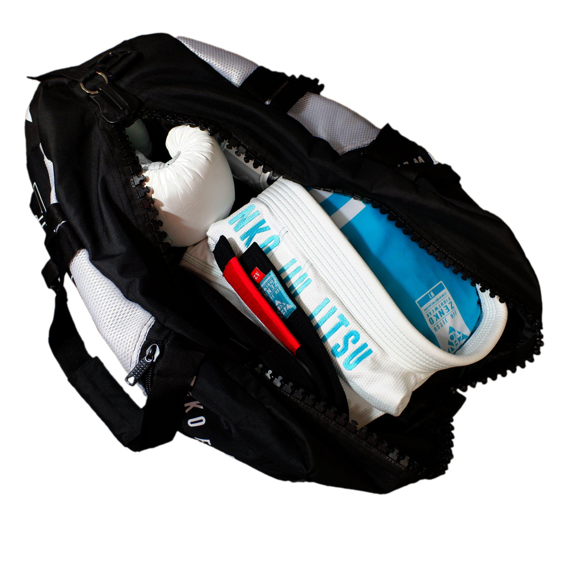 Zenko Fightwear - Ultimate Gear Bag - White