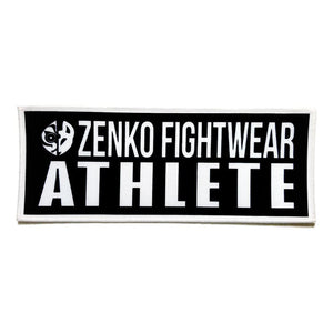 Zenko Fightwear Athlete Gi Patch