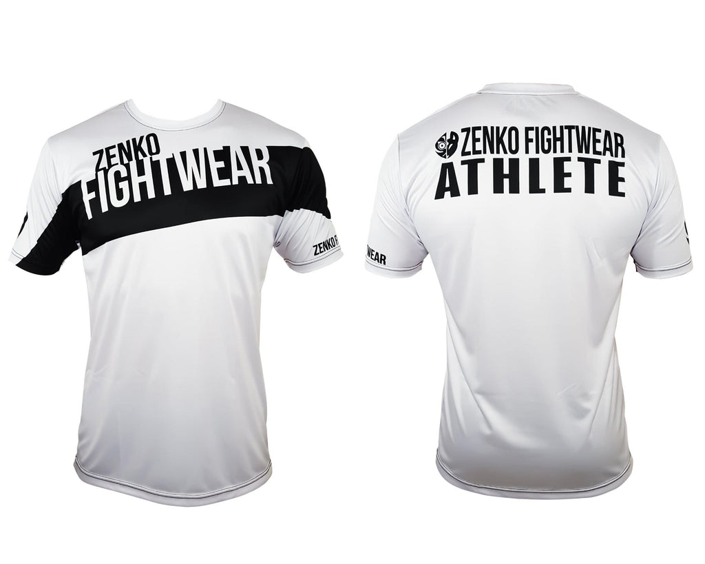 Zenko Fightwear Athlete Jersey Tee