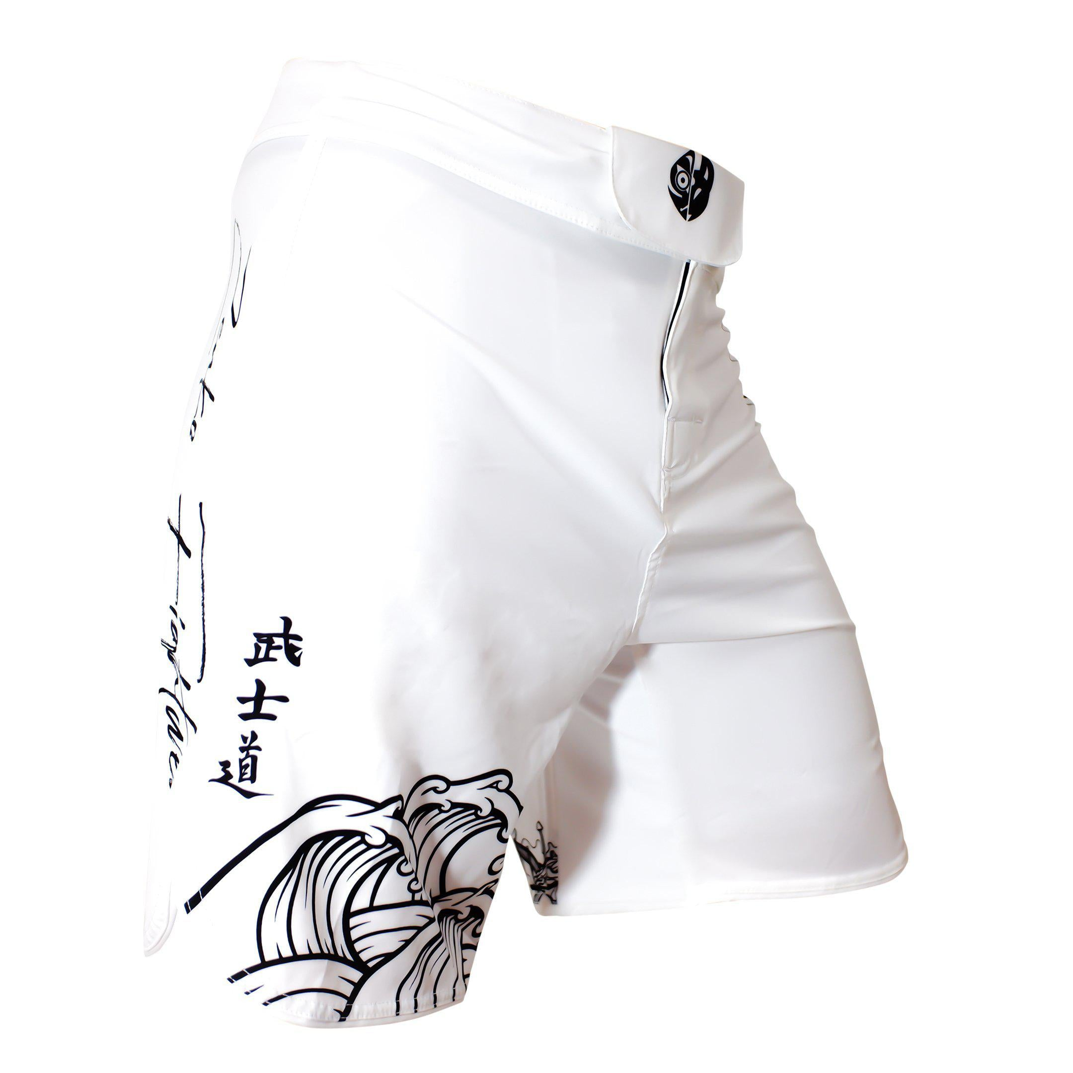 Zenko Fightwear Mizu Grappling Shorts Front
