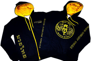 Rad Muay Thai RMT Hoodies Zenko Fightwear