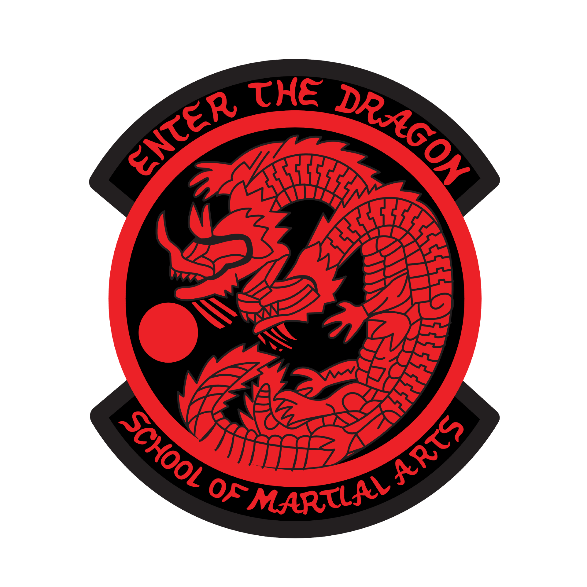 Enter The Dragon School of Martial Arts