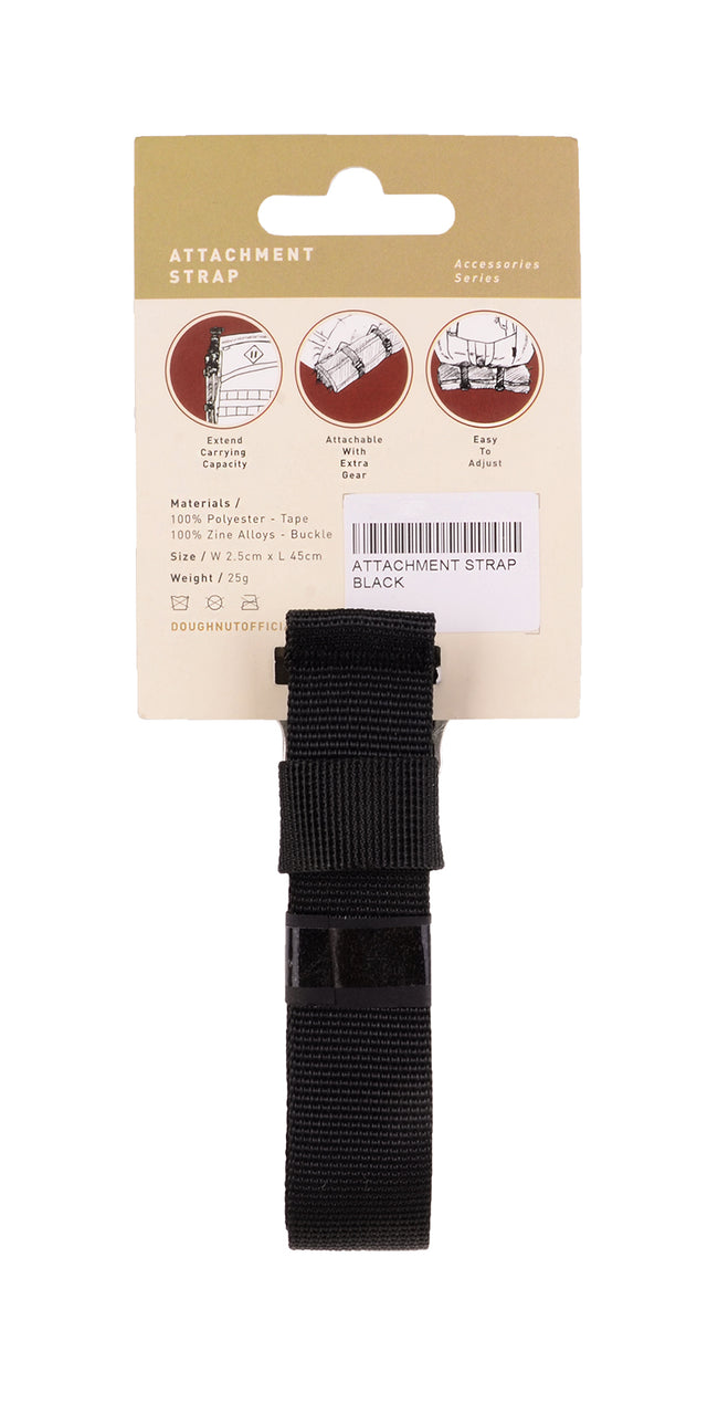 Attachment Strap Black