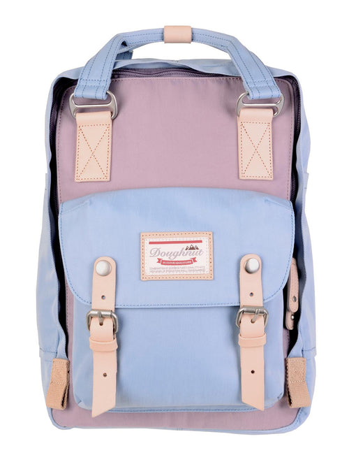 Macaroon Lilac x Light Blue