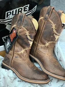 Kids Pure Western Kit Boot Children