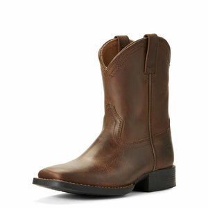 Youth Ariat Heritage Roper Square Toe Boot