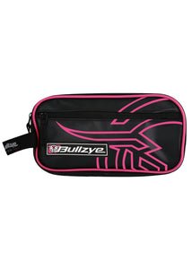 Bullzye Turbine Toiletry Bag- Pink or Blue S20