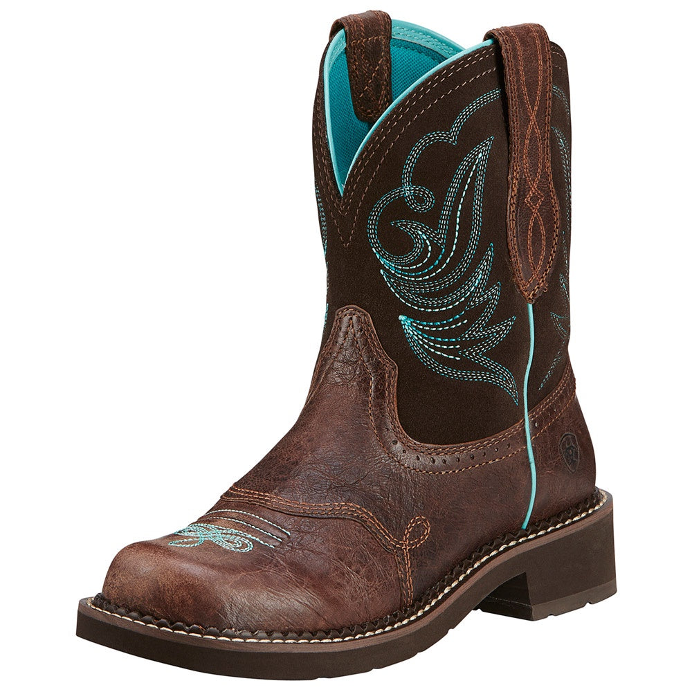 Womens Ariat Fatbaby- Heritage Dapper